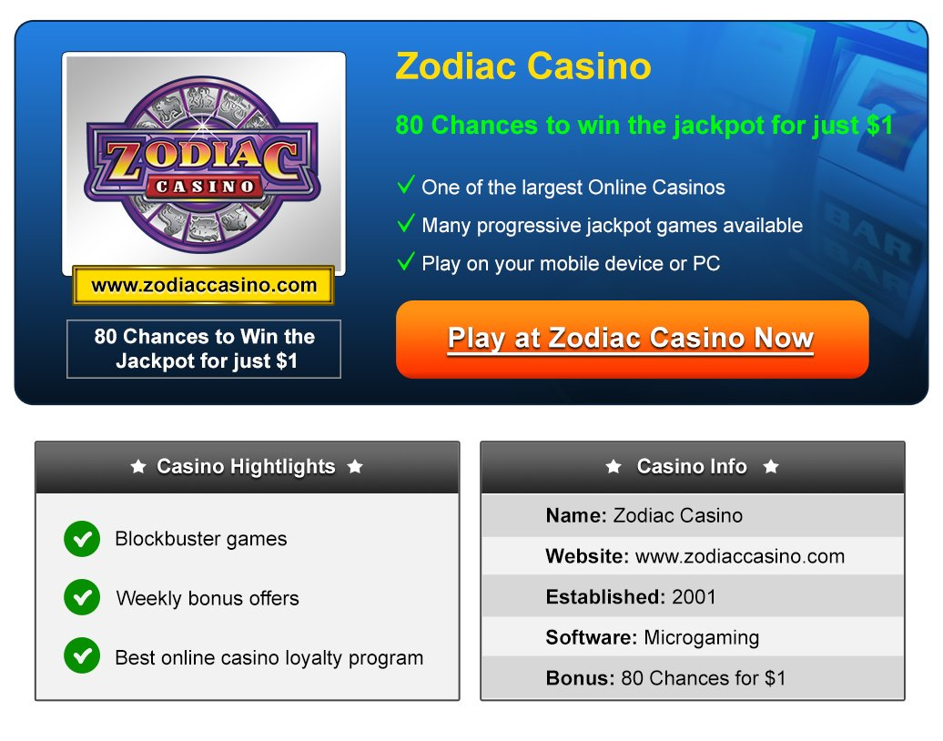free casino play online casino zodiac